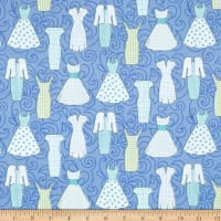 Sewing Room Dresses Peri Blue