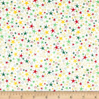 Season's Greetings Stars Multi