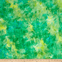 Kaufman Artisan Batiks Patina Handpaints Mottled Island Green