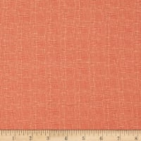 "Moda Lulu Lane 108"" Quilt Back Woven Coral"