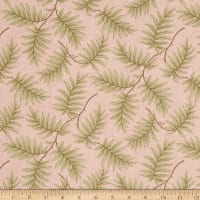 Moda Poetry Ferns Blush