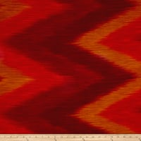 Timeless Treasures Ikat Harvest