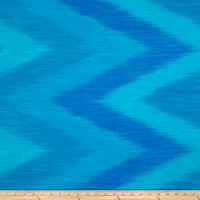 Timeless Treasures Ikat Turquoise