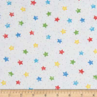 Comfy  Flannel Stars Primary