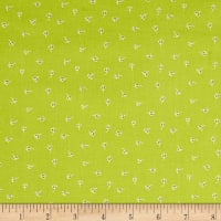 Penny Rose Meadow Sweets Buds Green