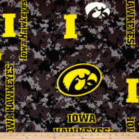 Collegiate Fleece University of Iowa Digital