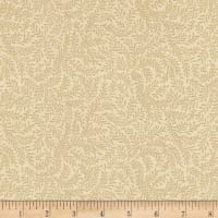"108"" Wide Quilt Back Vine Leaf Tan"