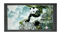 "Quilting Treasures Imperial Panda 23.5"" Panel Multi"