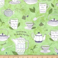Tea-RRIFIC Tea Talk Green Tea