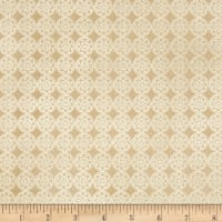 QT Fabrics Farm To Table Geometric Natural