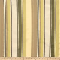 Lillian August Andover Stripe Sateen Herb Garden