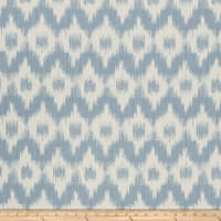 French General Flamme De France Woven Bleu