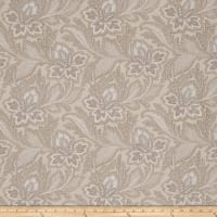 French General Fleur Indienne Jacquard Hemp