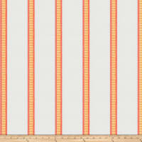 Kendall Wilkinson Sunbrella Indoor/Outdoor Pier Stripe Glow