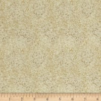 Kaufman Fusions Scroll Pearl Oyster Metallic