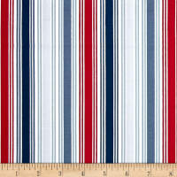 Marina Multi Stripe Blue