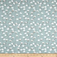 Premier Prints Cotton Belt Spa Blue