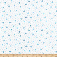 Kaufman My ABC Book Scatter Blue