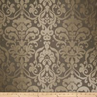 Fabricut Outlet Totti Damask Jacquard Flannel