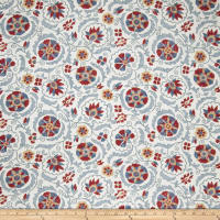 Jaclyn Smith 02097 Linen Blend Punch