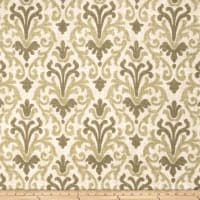 Jaclyn Smith 02098 Linen Blend Avocado