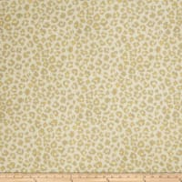 Jaclyn Smith 02100 Linen Blend Lemon Zest