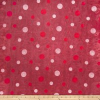 Trend Outlet 02471 Organza Crimson
