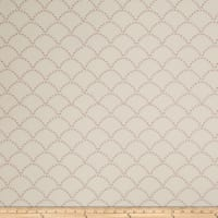 Jaclyn Smith 02607 Embroidered Linen Blend Blush
