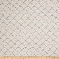 Jaclyn Smith 02607 Embroidered Linen  Denim