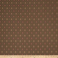 Trend 02758 Jacquard Coffee