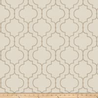 Trend 02935 Embroidered Canvas Wheat