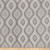Trend 03158 Crinkle Jacquard Charcoal