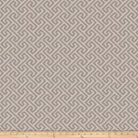 Vern Yip 03359 Jacquard Greek Key Grey