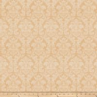 Trend 03483 Satin Jacquard Damask Cream