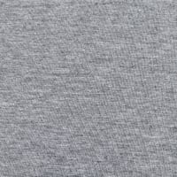 Fabric Merchants Cotton Lycra Spandex Jersey Knit Heather Gray