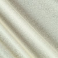 Fabric Merchants Bubble Crepe Solid Cream