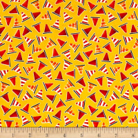 Be My Hero Mini Safety Cones Yellow