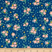 Dear Stella Fresh Dew Blooming Bouquet Navy