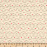 Cotton + Steel Jubilee Crinoline Pink