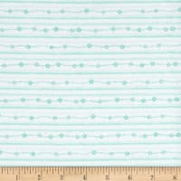 Beaux Be Be Star Stripe Mint