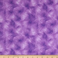 Timeless Treasures Viola Texture Orchid