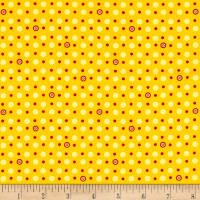Are We There Yet Dots Yellow