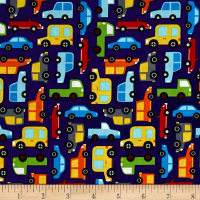 'Michael Miller Traffic Jam Traffic Jam Navy' from the web at 'https://images.fabric.com/images/200/200/0477668.jpg'