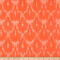 Dream Weaves Ikat Net Orange