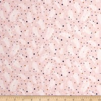 Forest Talk Pine Dots Pink