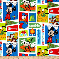 Disney Mickey and Friends Friends Exploring Multi