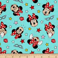 Disney Minnie Traditional Minnie Mouse Being Silly Teal