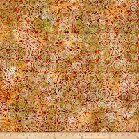 Wilmington Batiks Geo-Circles Brick