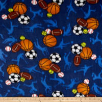 Polar Fleece All Sports Dark Blue