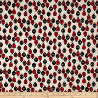 Premier Prints Ladybug Macon Formica Red/Black